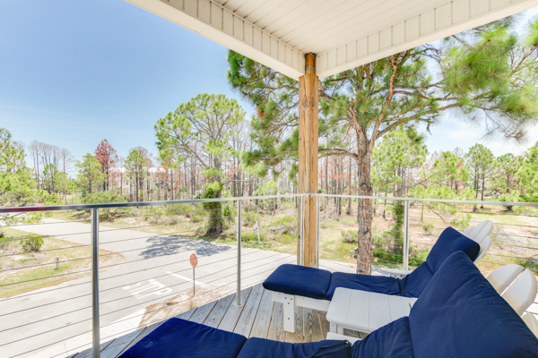 Little Blue Caper, Cape San Blas | Natural Retreats