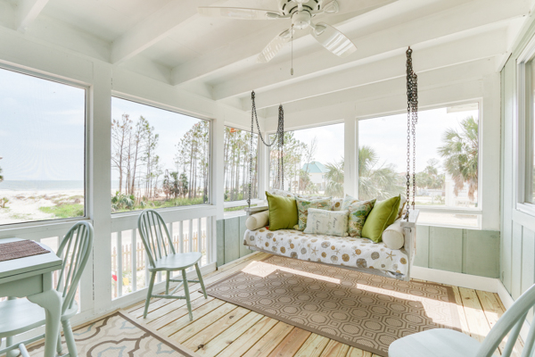 Om Shanti Seaside Cottage, Cape San Blas | Natural Retreats