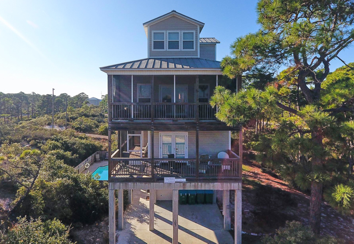 Homeowner Case Study - Cape San Blas, FL | Natural Retreats