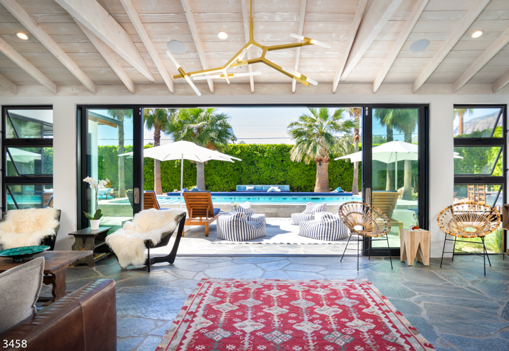 Homeowner Case Study - Palm Springs, CA | Natural Retreats